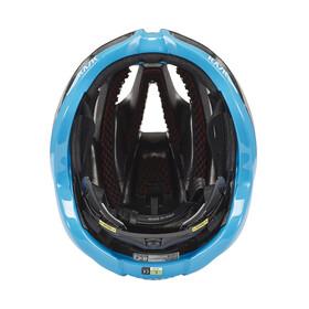 Kask Protone Helm schwarz/hellblau